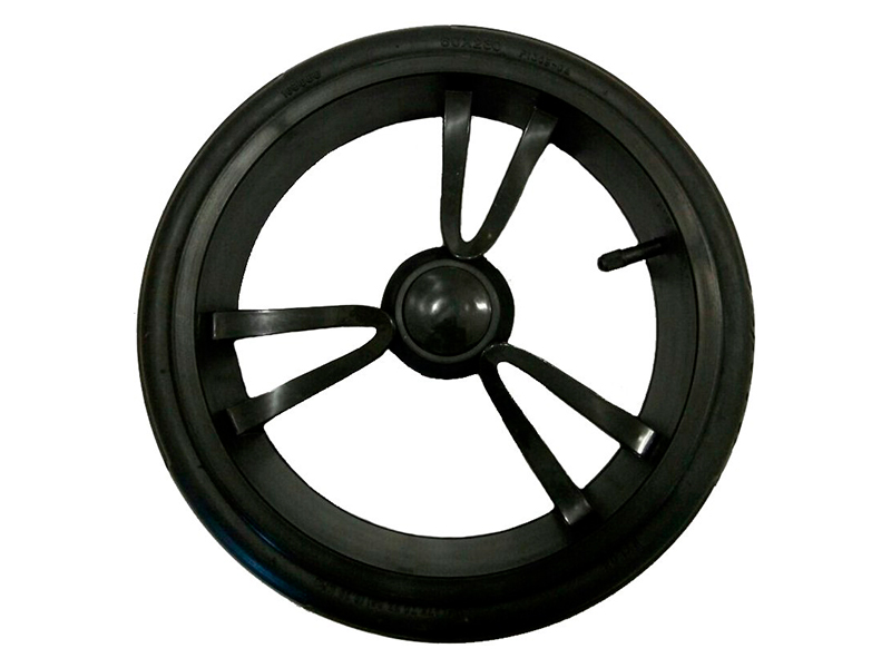 """Колесо для коляски 12"""" Bebetto №27 (надувное низкопрофильное)"""