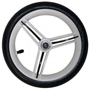 """Колесо для коляски 10"""" Bebetto №4 (надувное низкопрофильное)"""